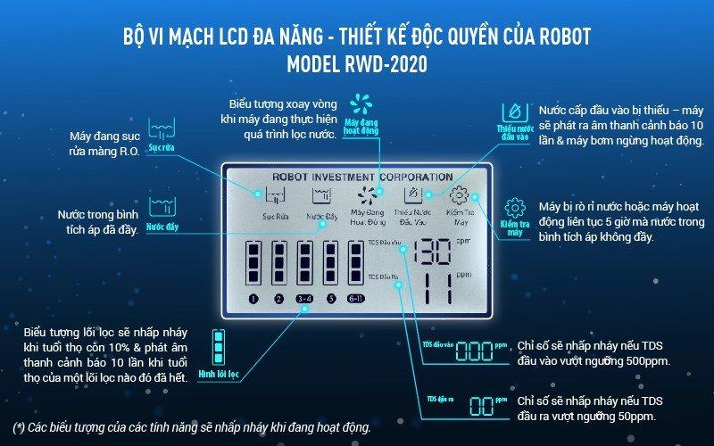 Máy Lọc nước nóng ,lạnh , nguội R.O   UF   Hydrogen Classy elite Pro 7410GQ-UR